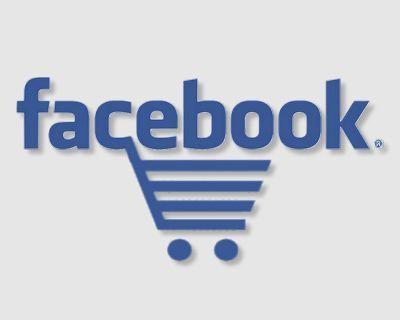 Facebook webáruház