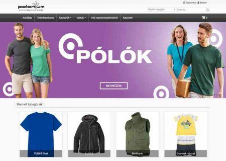 Polonium Webáruház
