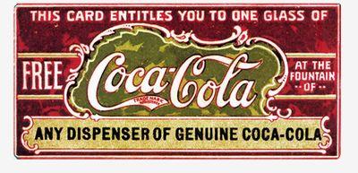Coca-Cola kupon - MagneShop