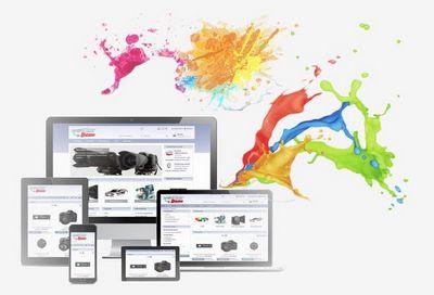 Webáruház sablonok - MagneShop